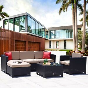 6PC-Outdoor-Patio-Furniture-Rattan-Wicker-Sofa-Couch-Garden-Sectional-Set-Black