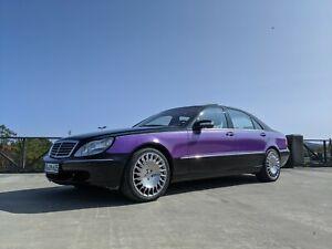 Mercedes-S600-5-5-V12-Biturbo-500PS-von-RB-Engineering-amp-Stern-Garage