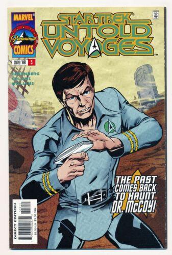 Star Trek: Captains Log Alien Spotlight Starfleet Academy Early ++ Untold