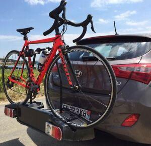 gancio fisso RACE 4 portabici da gancio per 4 biciclette