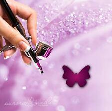 Airbrush Klebe Schablonen - NAILART - SVG07 - Butterfly Schmetterling Fliege 96x