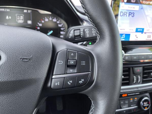 Ford Fiesta 1,0 EcoBoost Vignale billede 10