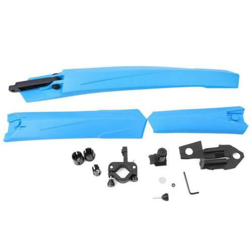 MTB Mudguard Set Mountain Bike Bicycle Fender Front /& Rear RideGuard BL3