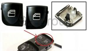 FOR MERCEDES CLK Clas W209 PASSENGER SIDE WINDOW CONTROL SWITCH BUTTON COVER D65