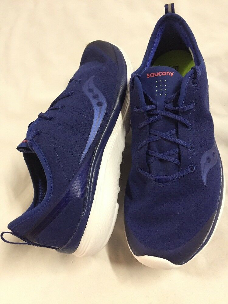 Saucony FORM 2U Women's Running  shoes, Navy Size US 8
