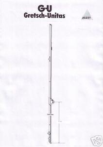 Gu Getriebe 8 609 Fur Drehkipp Balkonturen Ffh 2100 2350 Mm