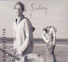 NILS KERCHER SUKU YOUR LIFE IS YOUR POEM CD [NEW SEALED LTD EDITION DIGIPAK]