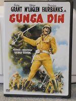Gunga Din (dvd, 2004) Rare 1939 Cary Rant War Adventure Brand Note Below