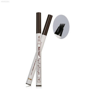 Details about EDC2 Tattoo Brush Women Easy Wear HS6 Beauty Cosmetic Drawing  Eye Brow Pencil