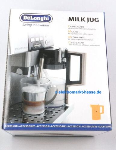 DeLonghi Michkaraffe KMPL avec Milchaufschäumer adapté pour PrimaDonna ESAM 6600