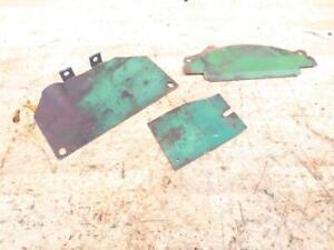 Original-Vintage-1959-Oliver-770-Super-77-88-880-Tractor-Shields-amp-Covers
