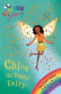 039-Chloe-the-Topaz-Fairy-039-The-Jewel-Fairies-Book-4-by-Daisy-Meadows-Paperback