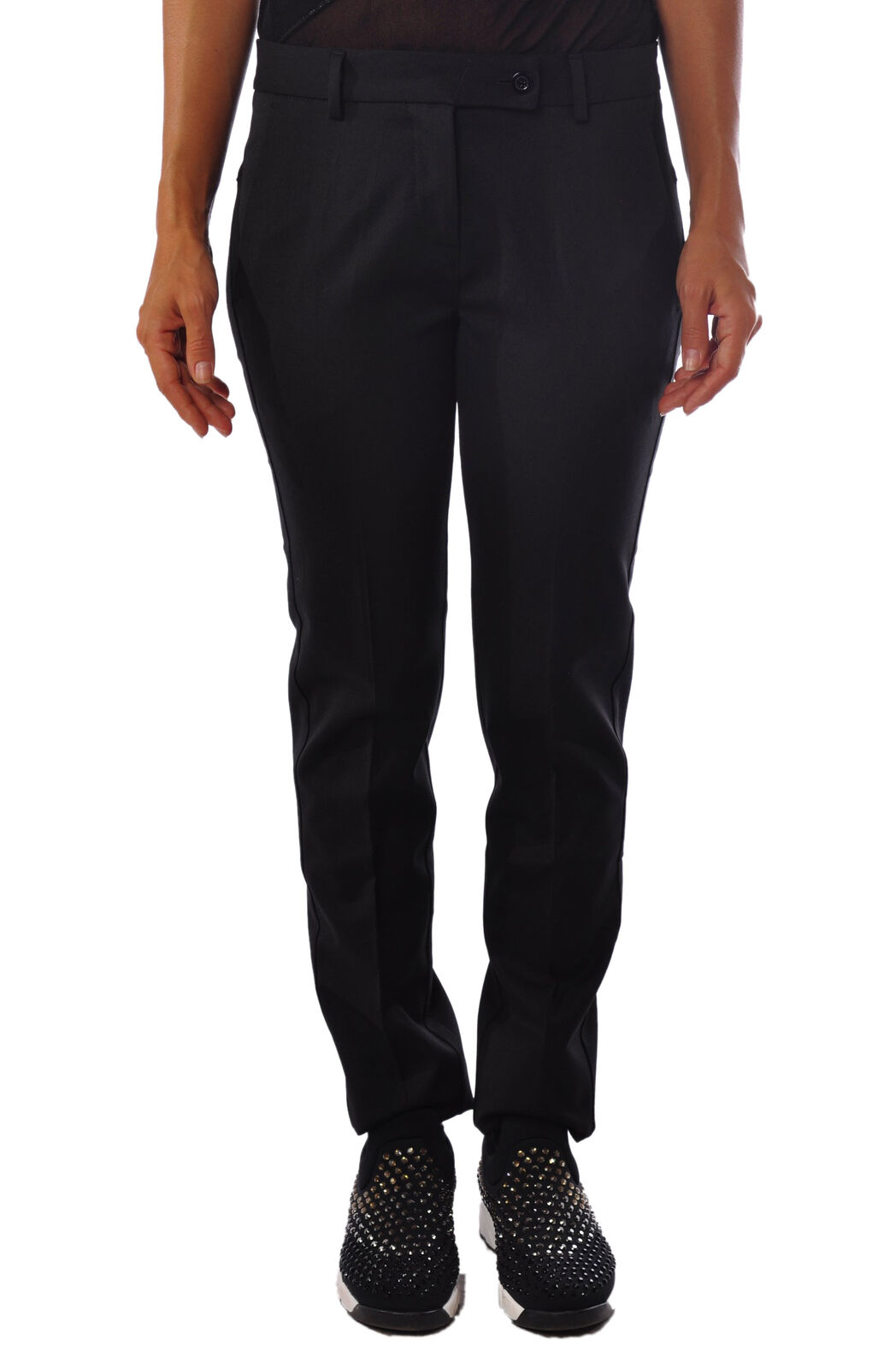 Meme-Pantalones-Pantalones-Mujer  - Negro - 914618C181440  mejor oferta