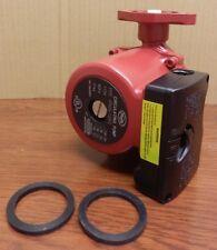 Gpd25 12sfc 3 Speed Circulator Pump 115v Maxflow 36 Gpm Head 36 Ft