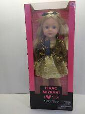 Issac Mizrahi Loves Cutie  18/'/' Madame Alexander Doll New