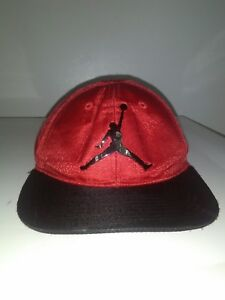 6dc48df303f3 NIKE AIR JORDAN JUMPMAN  23 Snapback Hat Cap Youth 4 7 Red And Black ...