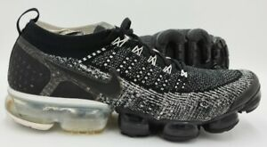 Nike-Air-Vapormax-Flyknit-2-Orca-Nero-Bianco-UK9-5-US10-5