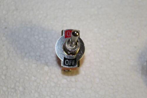 15A 250V Kippschalter Schalter Wippschalter SPST 2-Polig EIN//AUS Metall