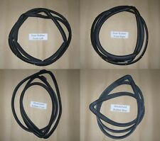 Weatherstrip Windshield door Rubber Complete Seal Set for Toyota LN85 Cab Pickup