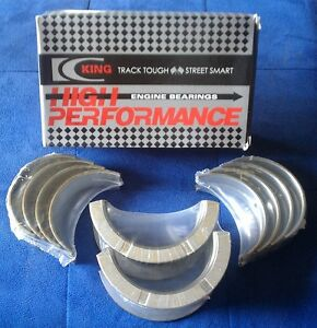 Details about CHEVY BBC 454 KING MAIN BEARINGS 20 UNDER # MB-556-HP-020