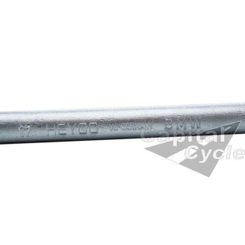BMW socket wrench lug nut iron tool bag kit nos oem