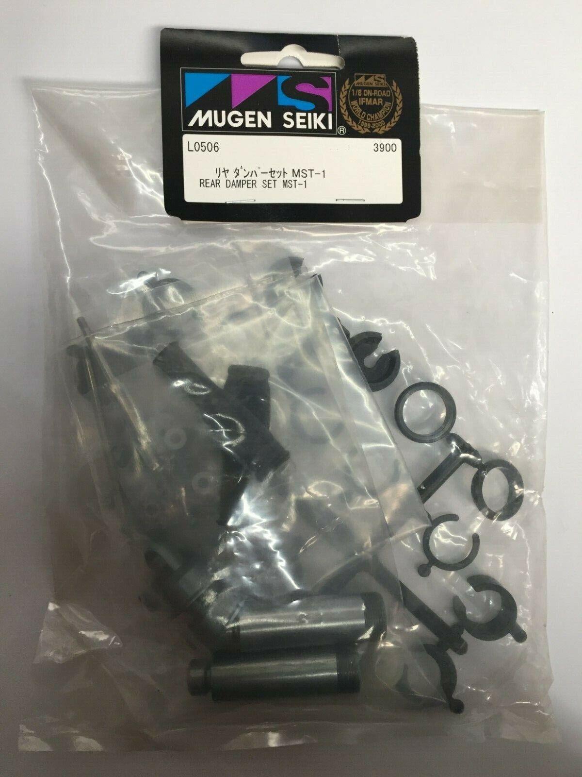 Vintage Mugen Seiki Seiki Seiki L0506 Rear Damper Set MST-1 680ec6