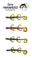 Gary Yamamoto Lizard 7 10 Pack Select Colors