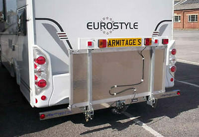 Folding & Fixed Mobility Scooter Platform by Armitage Trailers & Towbars