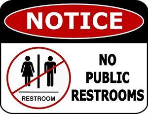 Notice-No-Public-Restrooms-Laminated-Bathroom-Sign-SP30