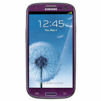 Samsung Galaxy S3 L710 16gb Purple (sprint) Cdma Smartphone on sale