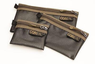 Korda Carp Fishing EVA Luggage Range Compac Wallets All Sizes