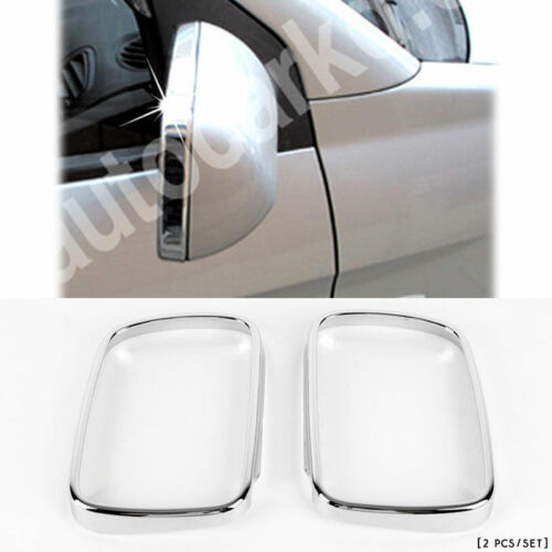 2004-2007 Picanto//Morning Chrome Side Mirror Cover moulding car trim K-372