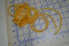 """10 ft long natural rubber latex surgical tubing 1/8"""" ID sling shot 1/32"""" wall"""