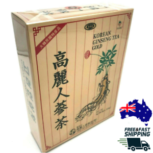 KOREAN-GINSENG-TEA-GOLD-LABEL-Made-from-Ginseng-Extract-50-TEA-BAGS