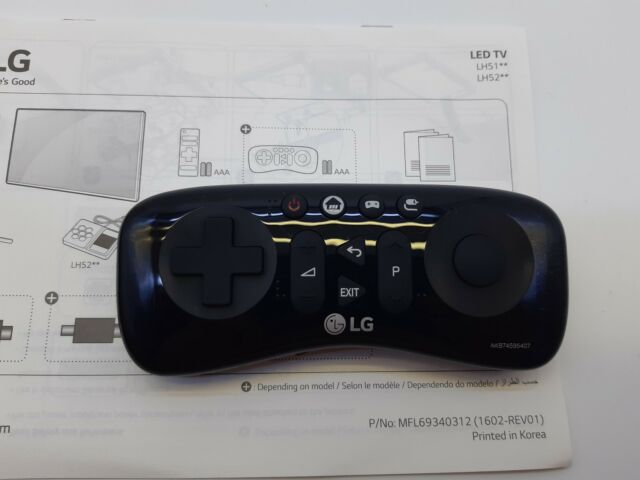 LG AN-GR700 REMOTE GAME PAD for Game TV LG