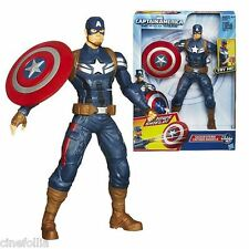 Action figure Captain America The Winter Soldier Shield Storm Electronic Hasbro