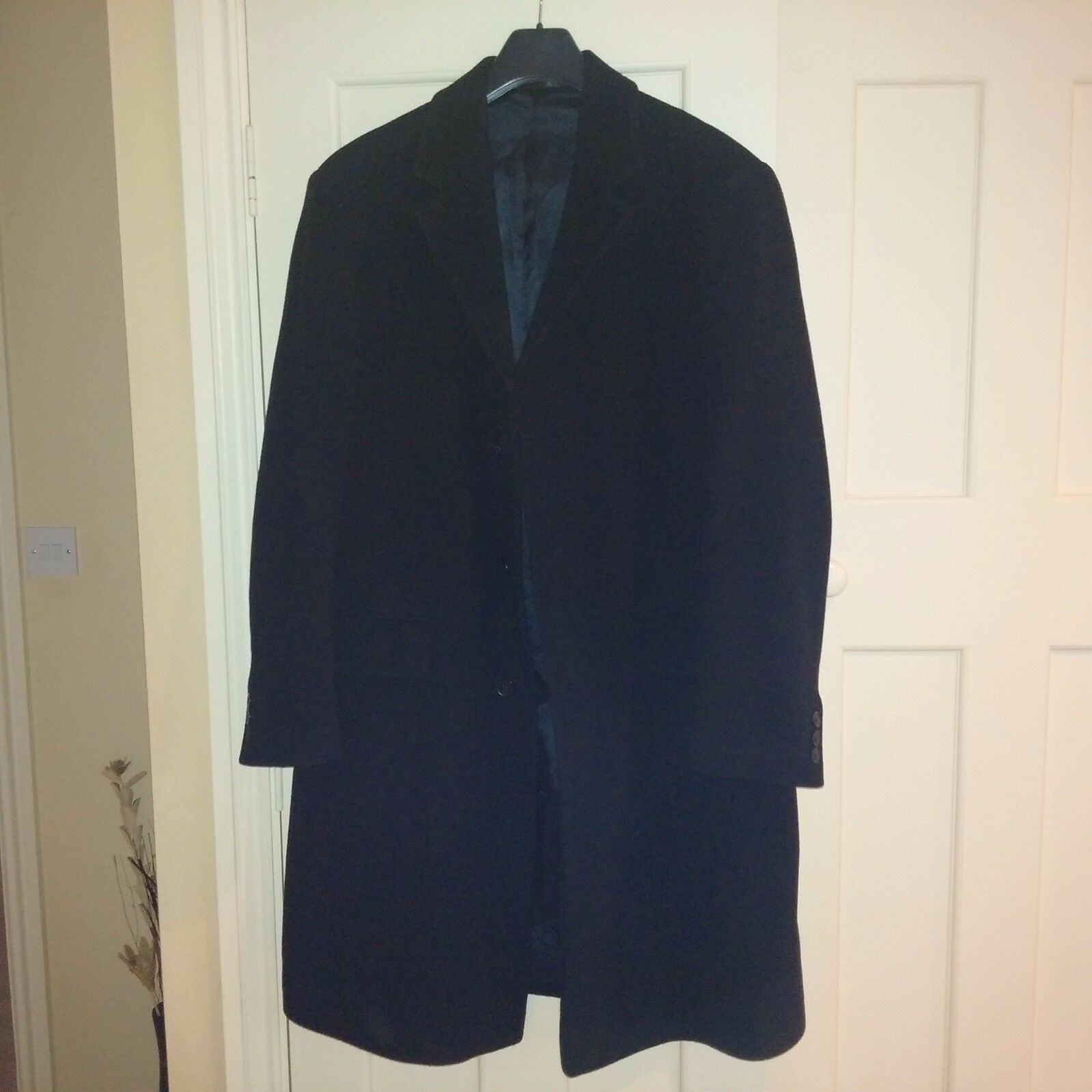 Herren Cashmere Coat (New without Tags)