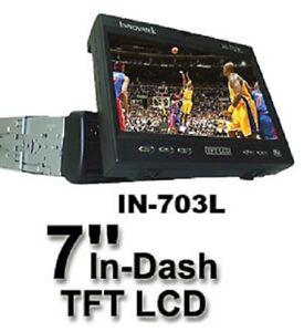 INNOVATEK-IN-703L-AUTO-TFT-Active-Matrix-Mobile-LCD-7-034-DVD-Car-Screen