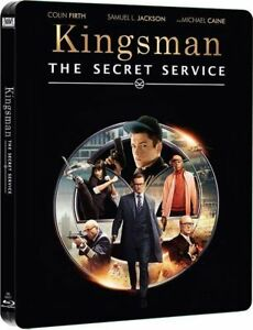 KINGSMAN-TAJNE-S-U-BY-KINGSMAN-THE-SECRET-SERVICE-STEELBOOK-BLU-RAY