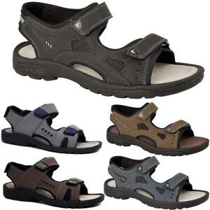 Mens-Summer-Sandals-New-Walking-Hiking-Trekking-Sports-Sandals-Beach-Shoes-Size