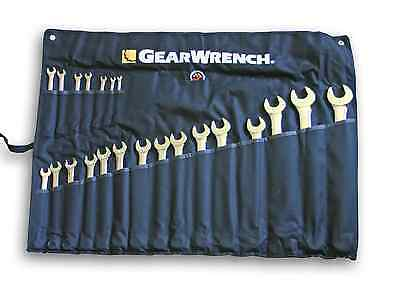 Metric KDT-81916 New! 22 pc Long Pattern Combination Non-Ratcheting Wrench
