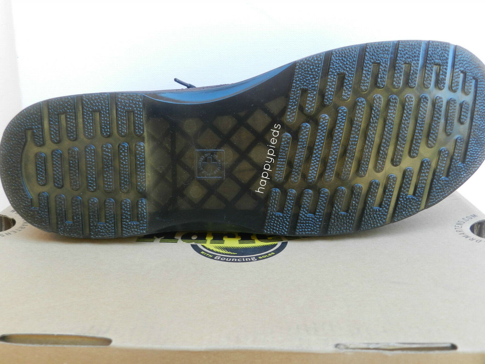 Dr Martens Barnie Chaussures Homme 47 Bottines Chukka Neuf Bottes Montantes UK12 Neuf Chukka 0fcf65