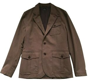 Paul Smith PS Button front Jacket   size M
