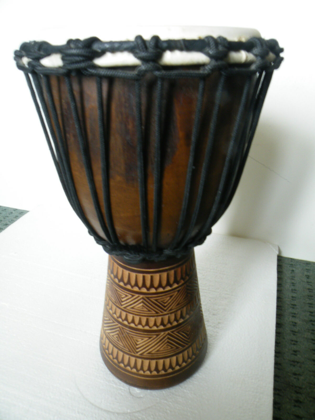 Djembe  8 x 16  African drum, excellent condition