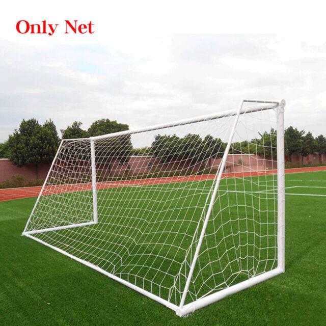 Outdoor Backyard 8x24FT Full Size Football Soccer Goal ...