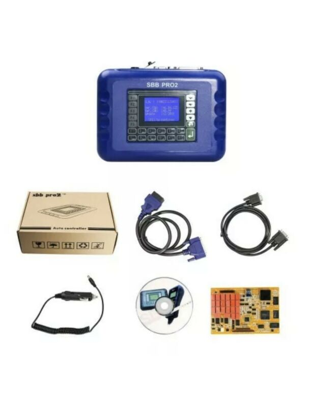 Sbb Pro2 Key Programmer Updated to V48.99 Can Support New Cars to 2017 Replace SBB 46.02