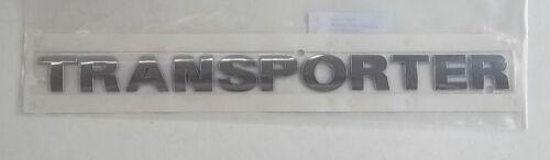 BRAND NEW GENUINE 2003-2009 T5 Volkswagen T5 /'TRANSPORTER/' chrome badge