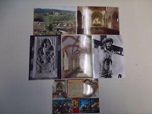 Vintage-Postcards-Postcards-Castle-Lorch-Wurtt-6-Piece-K-79-31