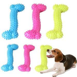 Cute-Pet-Dog-Puppy-Dental-Teething-Healthy-Teeth-Gums-Chew-Rubber-Bone-Toy