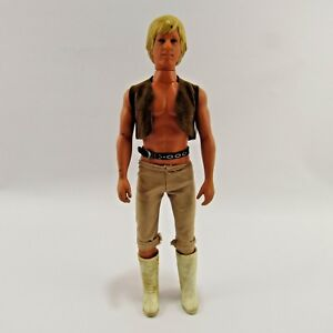 Vintage-Star-Wars-Luke-Skywalker-12-034-Action-Figure-1978-Kenner-Belt-Boots-Pants